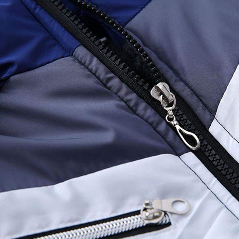 Manteau-Pour-Garcons-Filles-Bebe-Bambin-Vetement-De-Coton-Epais-D-039-Hiver-Pou-Q2L7 miniature 9