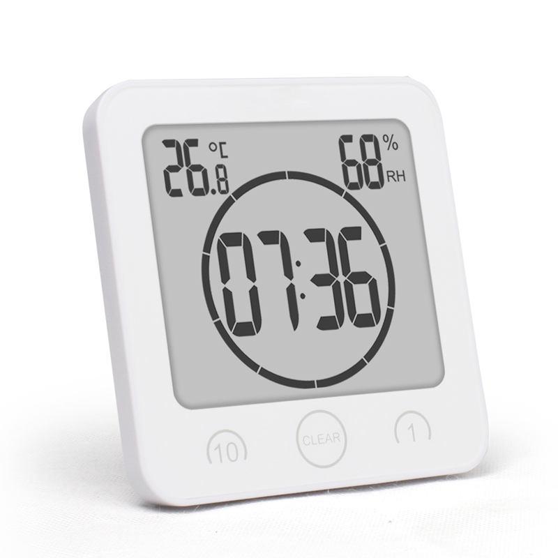 Thermom/ètre en degr/és Celsius de douche /étanche