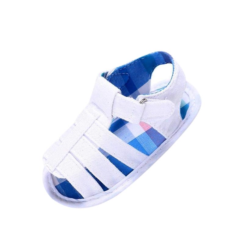 Baby-Infant-Kids-Girl-boys-Soft-Sole-Crib-Toddler-Newborn-Sandals-Shoes-E9T8 thumbnail 3