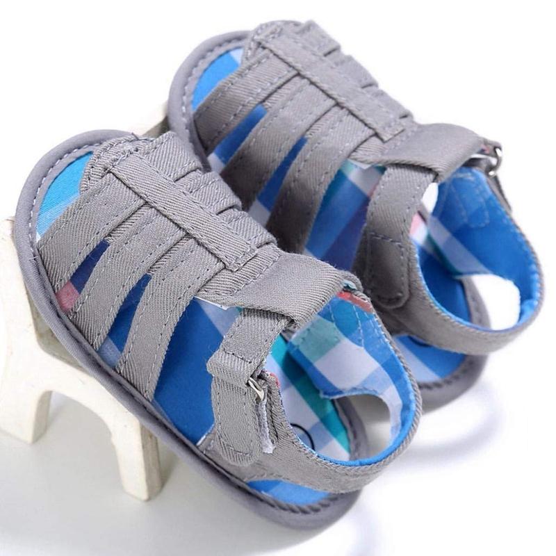 Baby-Infant-Kids-Girl-boys-Soft-Sole-Crib-Toddler-Newborn-Sandals-Shoes-E9T8 thumbnail 12