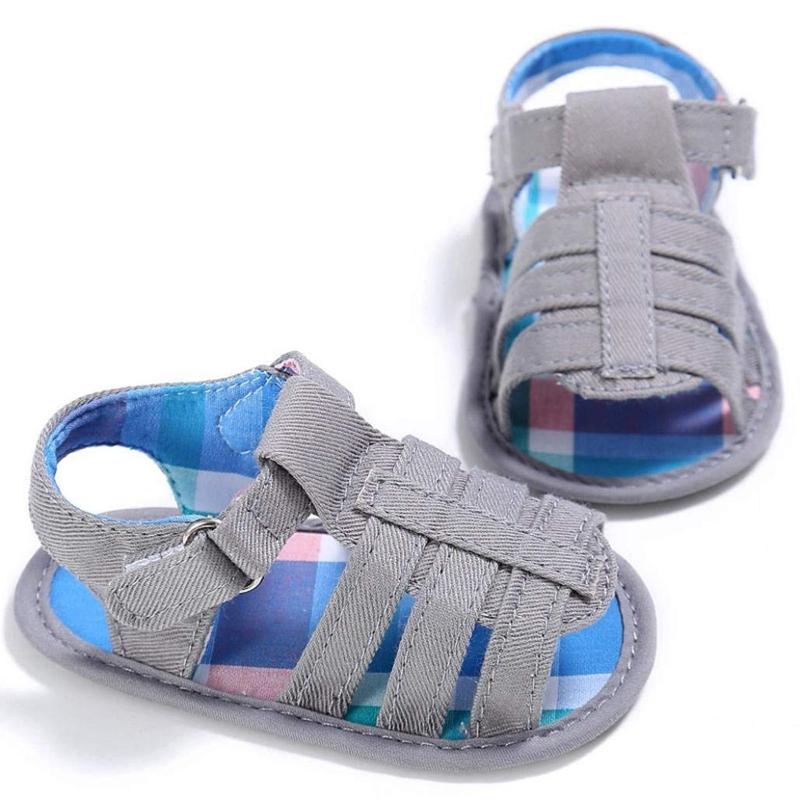Baby-Infant-Kids-Girl-boys-Soft-Sole-Crib-Toddler-Newborn-Sandals-Shoes-E9T8 thumbnail 14