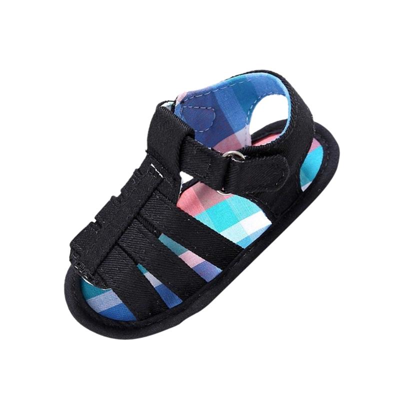 Baby-Infant-Kids-Girl-boys-Soft-Sole-Crib-Toddler-Newborn-Sandals-Shoes-E9T8 thumbnail 17