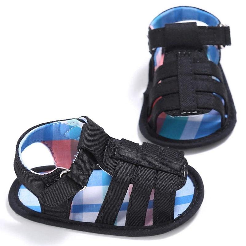 Baby-Infant-Kids-Girl-boys-Soft-Sole-Crib-Toddler-Newborn-Sandals-Shoes-E9T8 thumbnail 18
