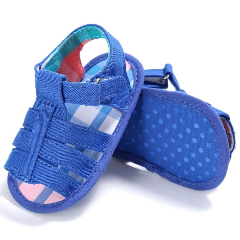 Baby-Infant-Kids-Girl-boys-Soft-Sole-Crib-Toddler-Newborn-Sandals-Shoes-E9T8 thumbnail 25