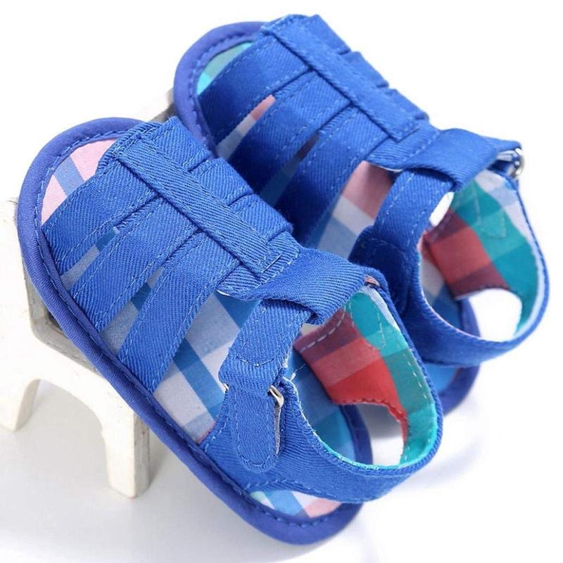 Baby-Infant-Kids-Girl-boys-Soft-Sole-Crib-Toddler-Newborn-Sandals-Shoes-E9T8 thumbnail 28