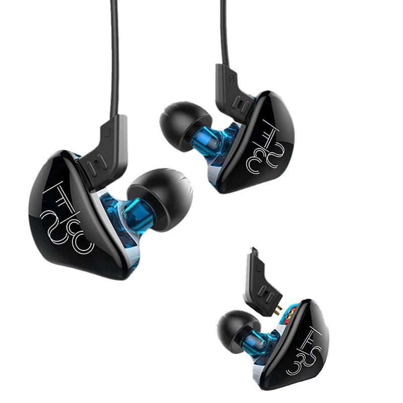 2X-Kz-Es3-Nouveaux-Ecouteurs-Dans-L-039-Oreille-Kz-1Dd-1Ba-Casque-Hybride-Hif-I1Y1 miniature 4