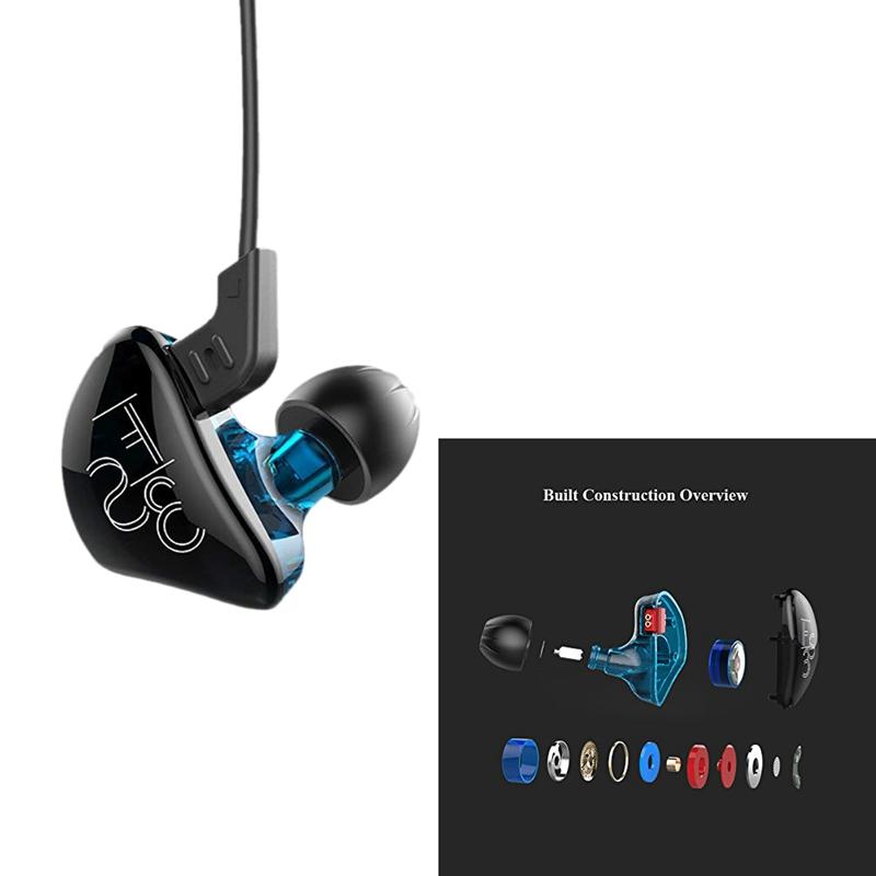 2X-Kz-Es3-Nouveaux-Ecouteurs-Dans-L-039-Oreille-Kz-1Dd-1Ba-Casque-Hybride-Hif-I1Y1 miniature 5