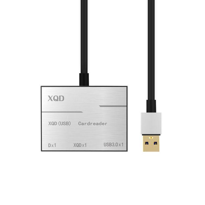 500Mb/S Alta Calidad Alta Velocidad Usb3.0 Xqd Lector De Tarjeta Xqd 2.0 Usb 1O
