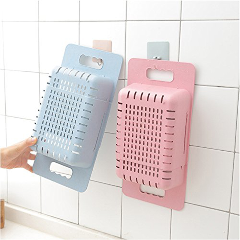 Adjustable Bath Tub Shower Kids Toys Storage Basket Organizer Retractable B I9E9