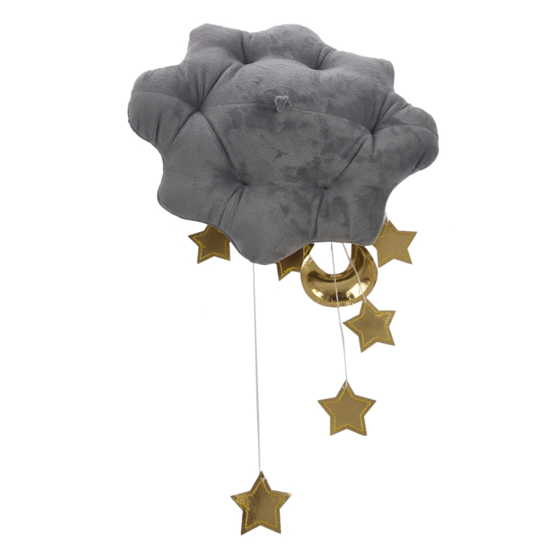 Baby-set-mobile-hanging-cloud-decoration-moon-and-star-trailer-M3Q5-S2P thumbnail 5