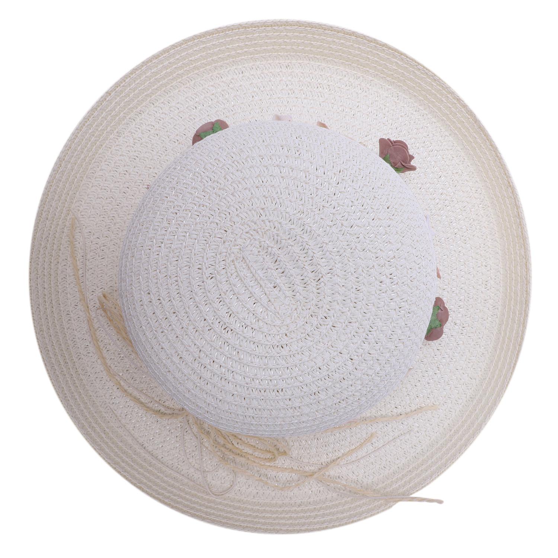 Chapeau-De-Paille-Chapeau-De-Plage-Chapeau-De-Soleil-Chapeau-D-039-ete-Pour-Les-2F6 miniature 14