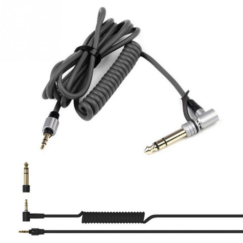 High-Quality-Durable-Pro-Detox-Line-3-5PRO-Audio-Line-Record-Line-AUX-Coil-P1T6 thumbnail 4
