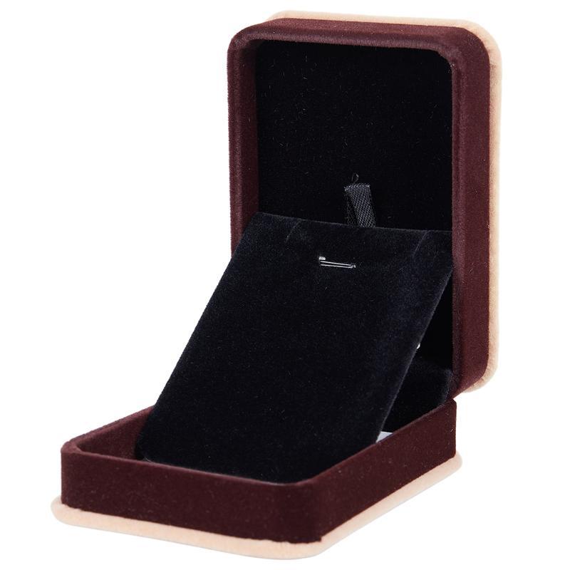 5X-Jewellery-Pendant-Bracelet-Necklace-Chain-Gift-Display-Box-V5J4 thumbnail 4