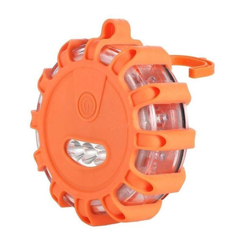 connotación de lujo discreta 10X(1Pcs 10X(1Pcs 10X(1Pcs Lampe D'Alarme Clignotant de Route LED Lampe de Sécurité Routière  6F3)  protección post-venta