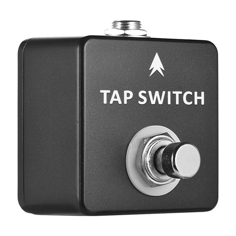 Mosky-Tap-Switch-Pedale-Effetto-Chitarra-Tap-Tempo-Switch-Pedale-per-Chitar-J6N2