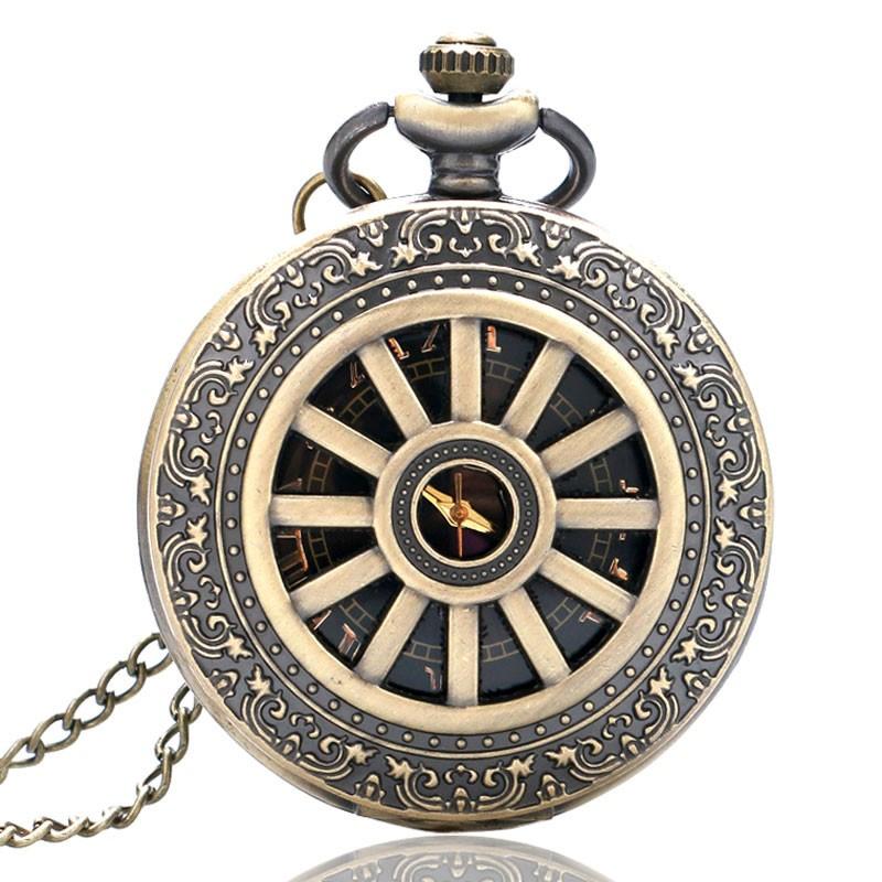 d0442d2afe05 La imagen se está cargando 1X-Cadena-Colgante-Reloj-de-Bolsillo-Para-Hombre-