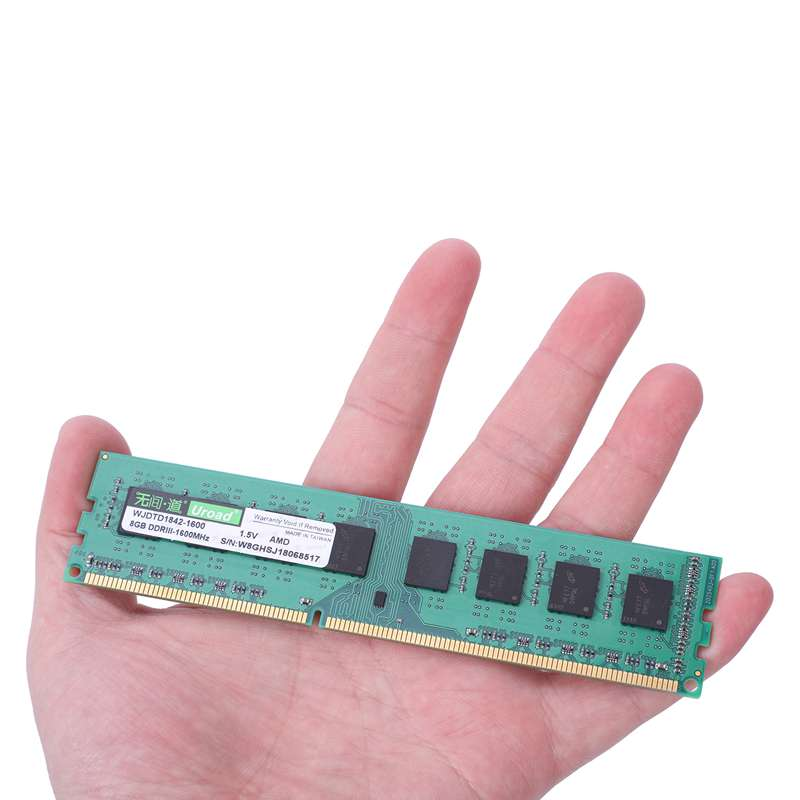 Uroad-DDR3-DDR3I-1600Mhz-RAM-Desktop-Memory-DIMM-Only-For-AMD-Computer-PC-D7D9 thumbnail 9