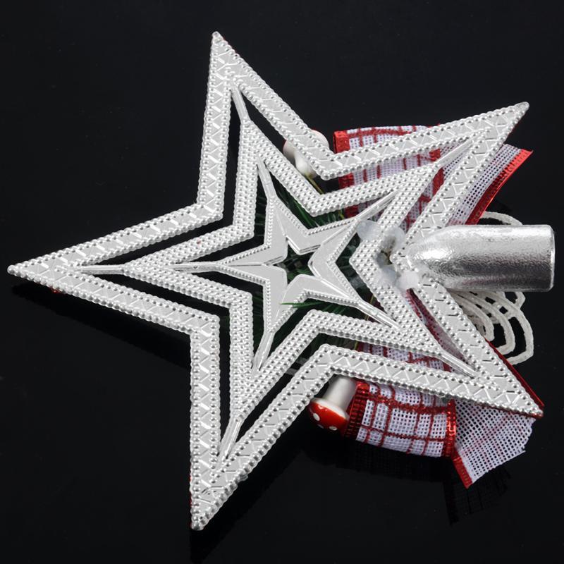 White-Christmas-Home-Door-Window-Ornaments-Christmas-Decoration-Xmas-Tree-H-T6A7 thumbnail 18