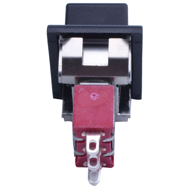 5X AC 250V//3A 125V//5A Momentary SPDT 3 Positions Toggle Switch T80-R L5W3
