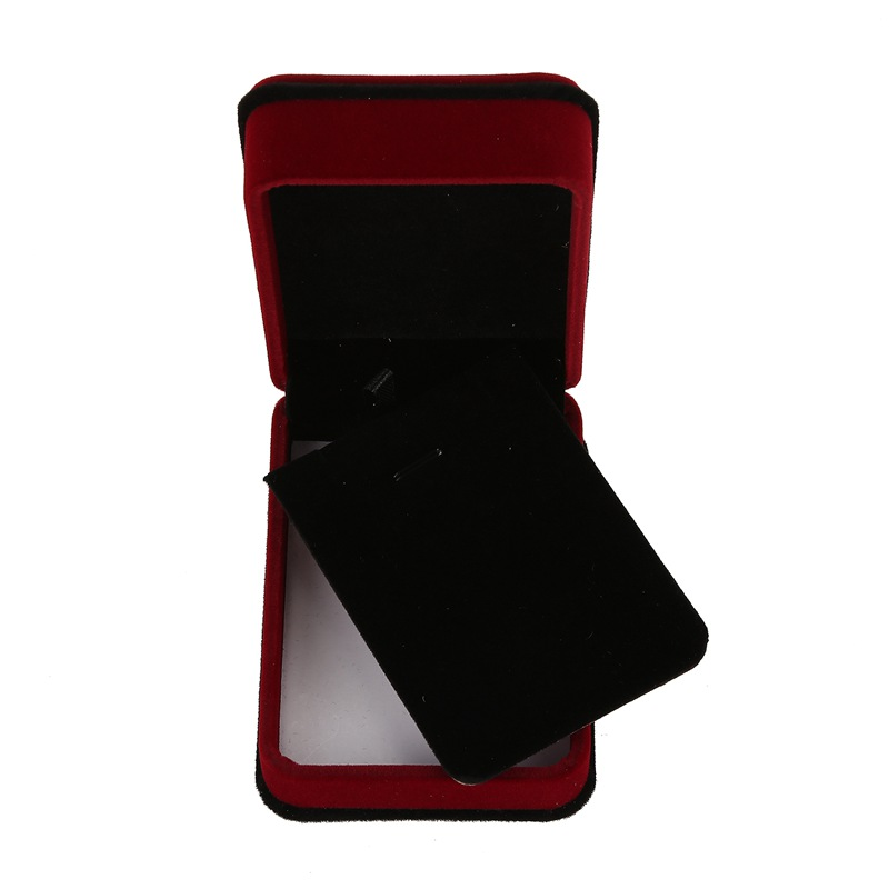 5X-Jewellery-Pendant-Bracelet-Necklace-Chain-Gift-Display-Box-V5J4 thumbnail 30