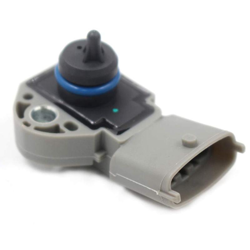 For Volvo S60 S80 V70 XC70 XC90 Fuel Pressure Sensor - on Fuel Rail 3127273 C8P3