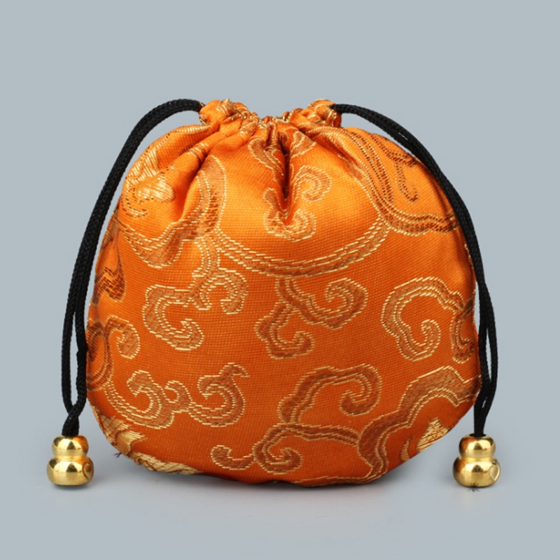 286d5b51c378 Details about 24pcs Silk Brocade Jewelry Pouch Bag, Drawstring Coin  Purse,Gift Bag Value Z1Q6