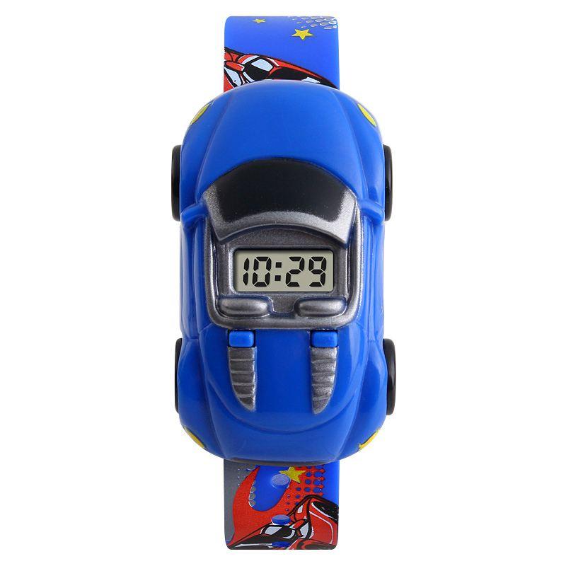 SKMEI-Montre-de-Sport-Brand-pour-Enfants-Style-Voiture-H6T5 miniature 3