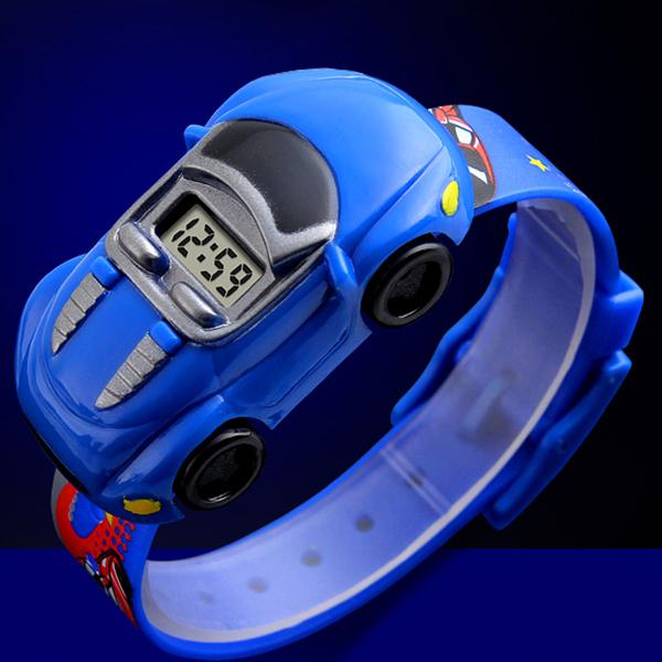 SKMEI-Montre-de-Sport-Brand-pour-Enfants-Style-Voiture-H6T5 miniature 4