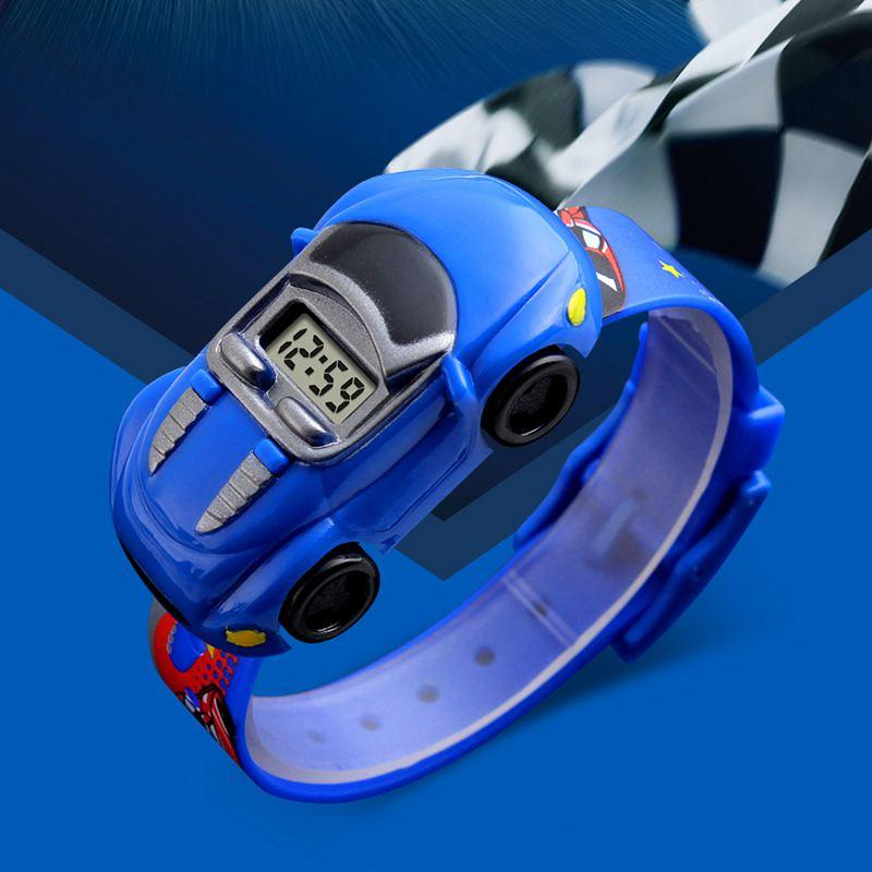 SKMEI-Montre-de-Sport-Brand-pour-Enfants-Style-Voiture-H6T5 miniature 5