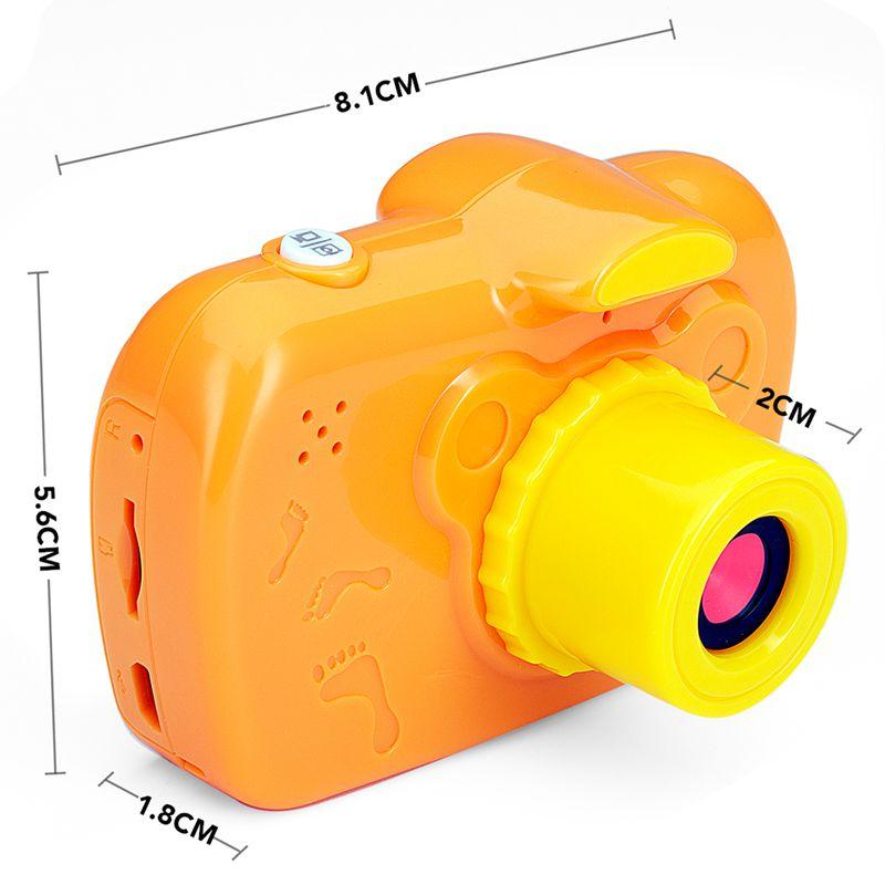 2-Pulgadas-8Mp-1080-Pixeles-Mini-Camara-Lsr-Camara-Digital-Para-Ninos-Bebe-D2U5 miniatura 3