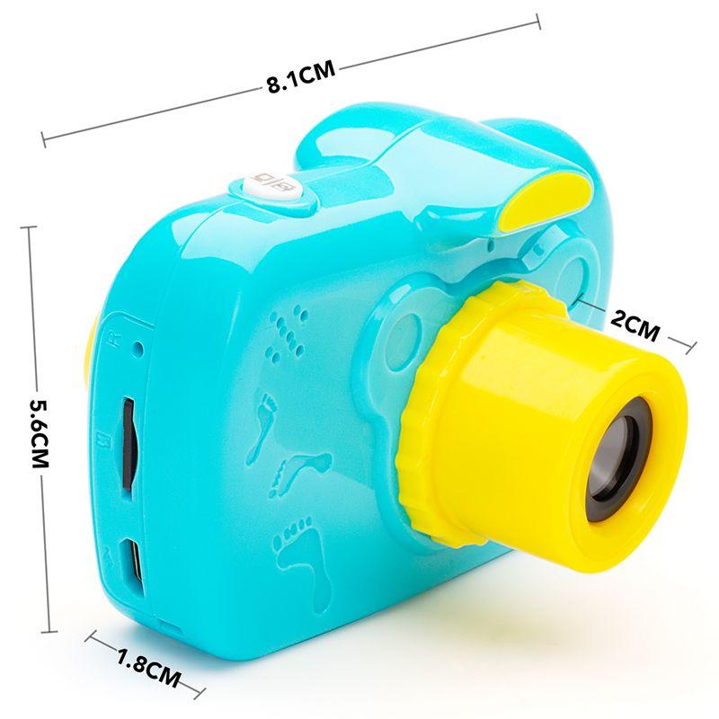 2-Pulgadas-8Mp-1080-Pixeles-Mini-Camara-Lsr-Camara-Digital-Para-Ninos-Bebe-D2U5 miniatura 9