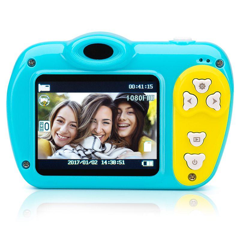 2-Pulgadas-8Mp-1080-Pixeles-Mini-Camara-Lsr-Camara-Digital-Para-Ninos-Bebe-D2U5 miniatura 12