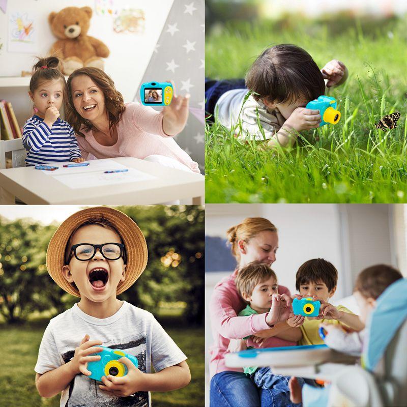 2-Pulgadas-8Mp-1080-Pixeles-Mini-Camara-Lsr-Camara-Digital-Para-Ninos-Bebe-D2U5 miniatura 13