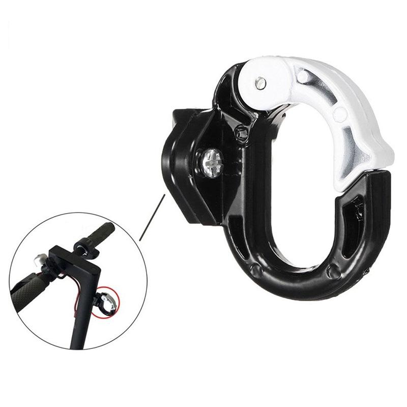 1X-For-Xiaomi-Mijia-M365-Electric-Scooter-Front-Hook-Hanger-Helmet-Bags-Cla-X2J5 thumbnail 4