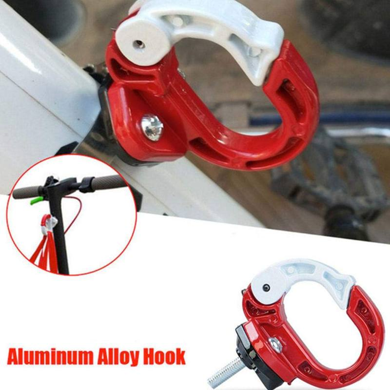 For-Xiaomi-Mijia-M365-Electric-Scooter-Front-Hook-Hanger-Helmet-Bags-Claw-D-J5U2 thumbnail 11