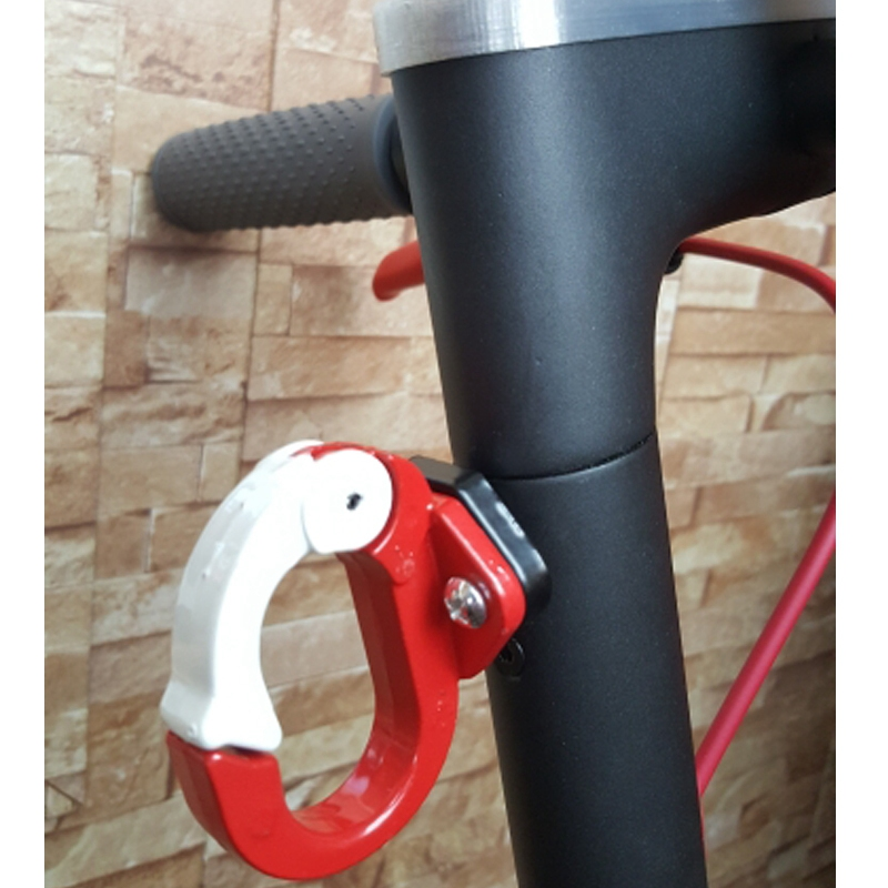 For-Xiaomi-Mijia-M365-Electric-Scooter-Front-Hook-Hanger-Helmet-Bags-Claw-D-J5U2 thumbnail 14