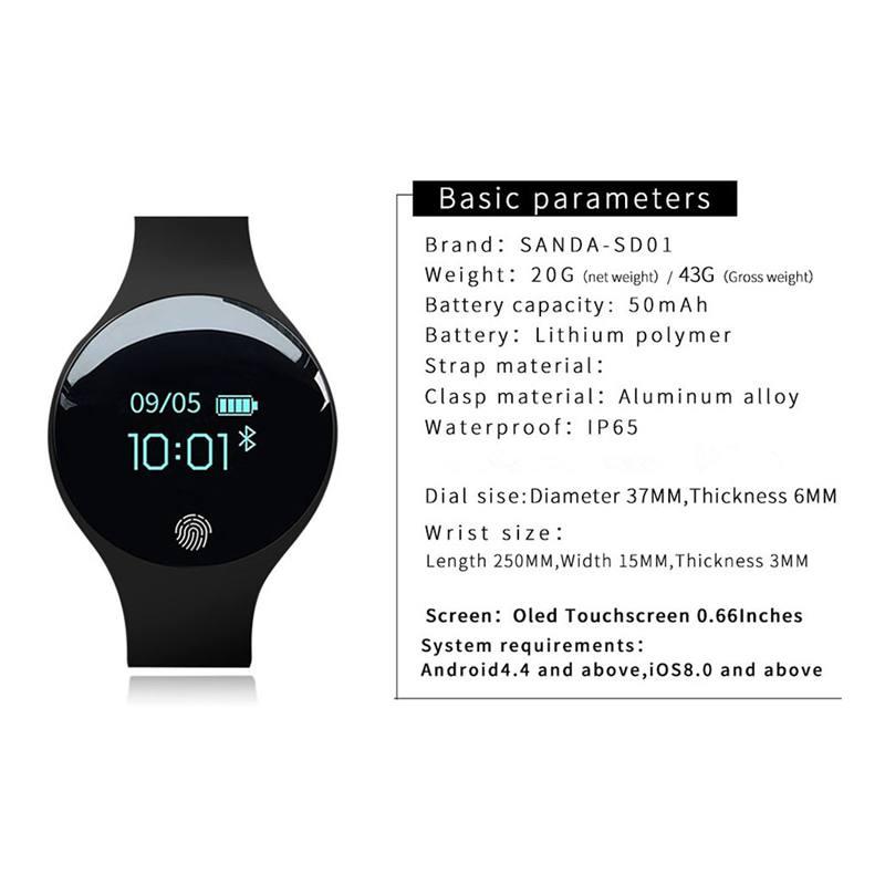 2X-SANDA-Bluetooth-Smart-Watch-For-Ios-Android-Men-Women-Sport-Intelligent-Z9C4 thumbnail 11