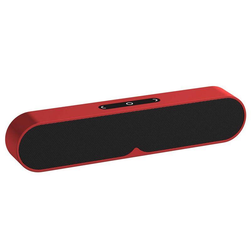 Audio Docks & Mini Speakers Consumer Electronics Hospitable Haut-parleurs Bluetooth Haut-parleur Portatif Sans Fil Avec Subwoofer Pour Y1e5
