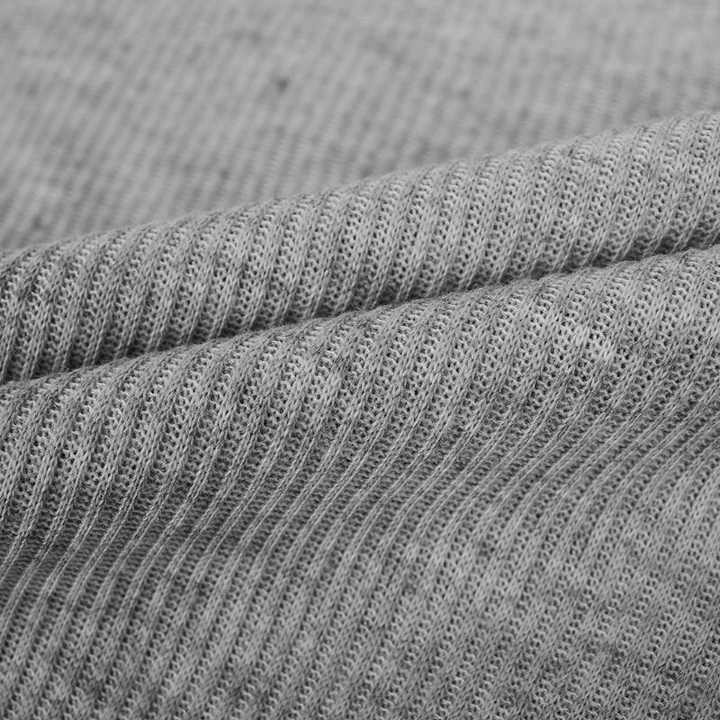 T-Shirt-Chandail-Cotele-En-Tricot-A-Longues-Manches-Une-Epaule-Sexy-Pour-Fe-E6P1 miniature 24