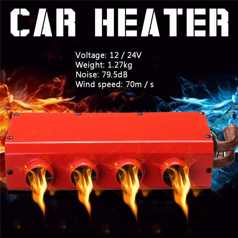 Puertos-Portatil-Calentador-De-Auto-Calentador-De-Calefaccion-De-Coche-Dese-A7L1 miniatura 4