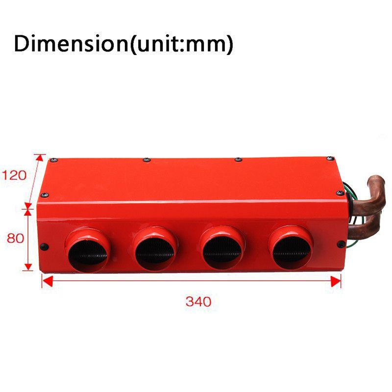 Puertos-Portatil-Calentador-De-Auto-Calentador-De-Calefaccion-De-Coche-Dese-A7L1 miniatura 6
