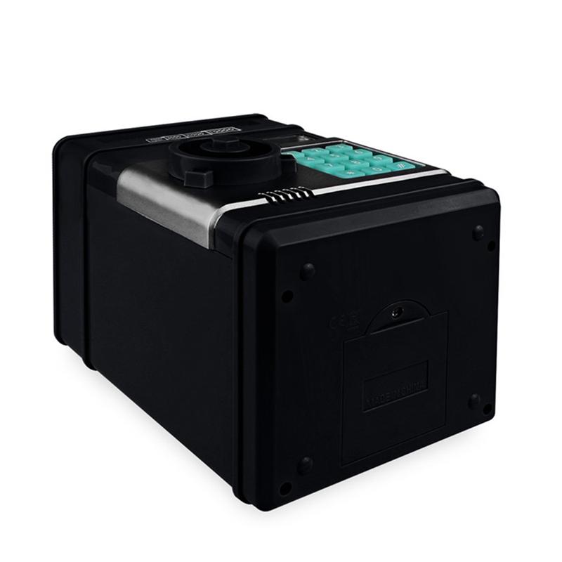 Hucha-Electronica-Contrasena-Caja-De-Dinero-Caja-De-Ahorro-De-Monedas-De-Efe-6W8 miniatura 27