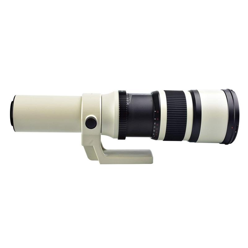 1X-Lightdow-500-mm-F-6-3-Teleobjektiv-Feste-Teleobjektiv-T2-Objektiv-AdB8S6 Indexbild 4
