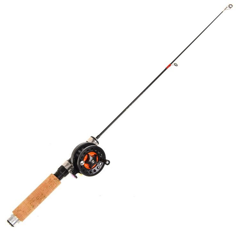2X-Winter-Super-short-retractable-Ice-Fishing-Rod-Telescopic-Mini-ice-Fishi-L1Y2 thumbnail 3