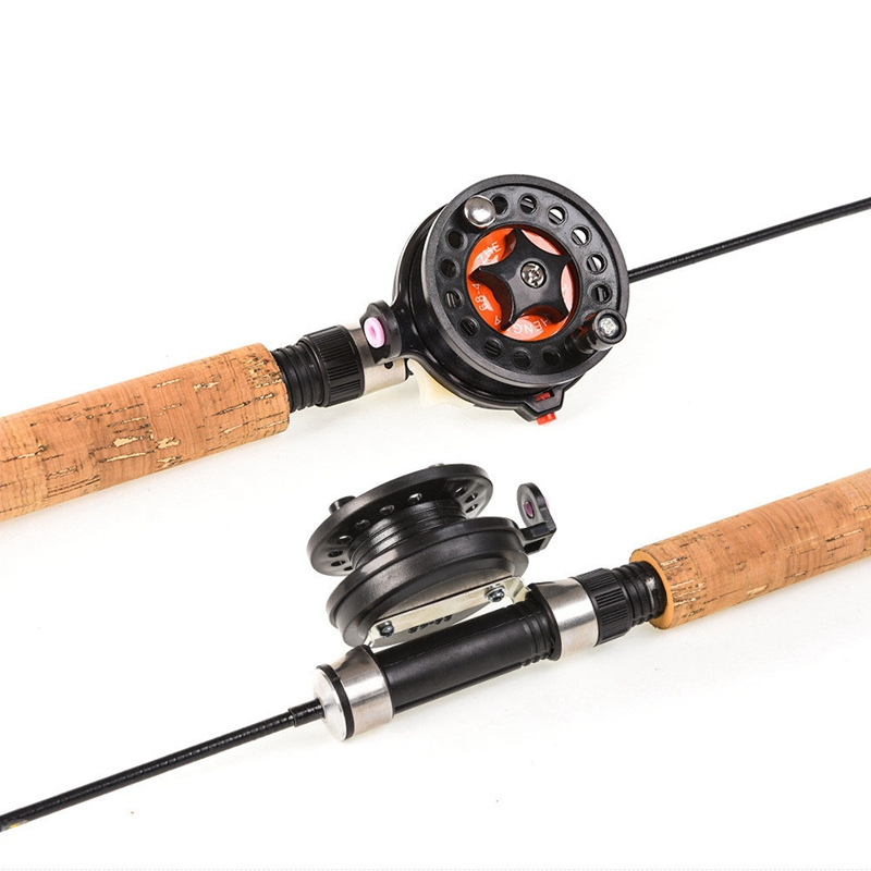 2X-Winter-Super-short-retractable-Ice-Fishing-Rod-Telescopic-Mini-ice-Fishi-L1Y2 thumbnail 6