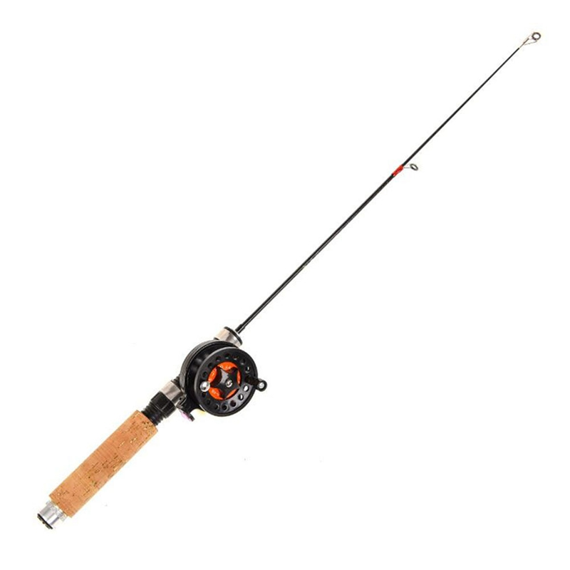 2X-Winter-Super-short-retractable-Ice-Fishing-Rod-Telescopic-Mini-ice-Fishi-L1Y2 thumbnail 2