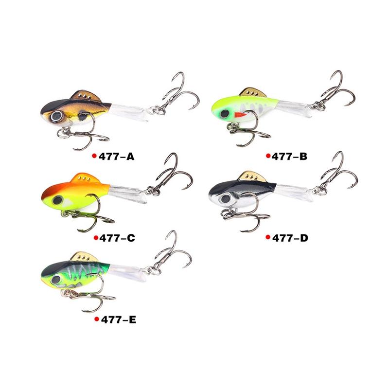 Invierno-Senuelos-de-Pesca-de-Hielo-1-Pcs-3D-Ojos-y-Afilados-Cebo-de-T7T2 miniatura 7