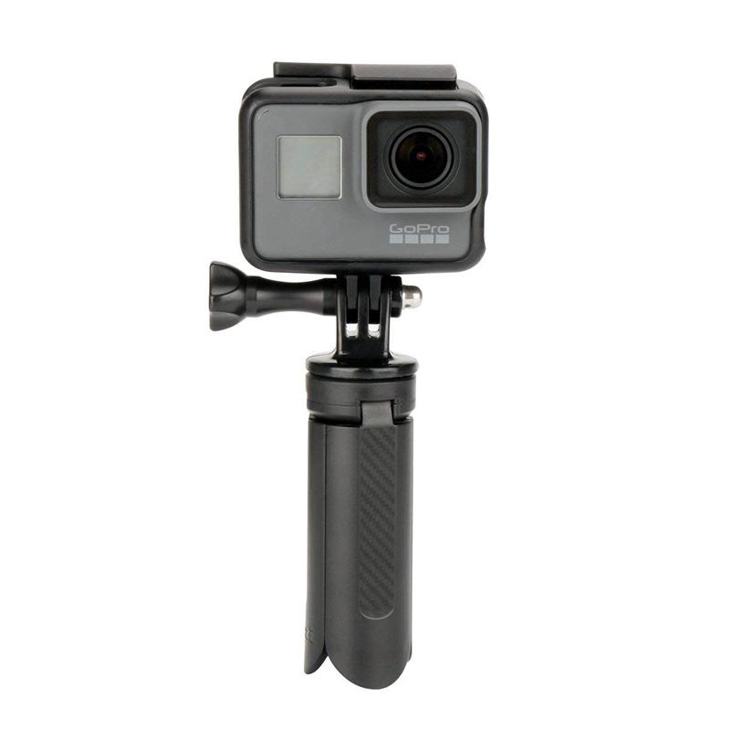 Ulanzi-Mini-Tripod-Stand-For-Selfie-Stick-Monopod-Stabilizer-On-Cellphone-D-E8M7 thumbnail 3