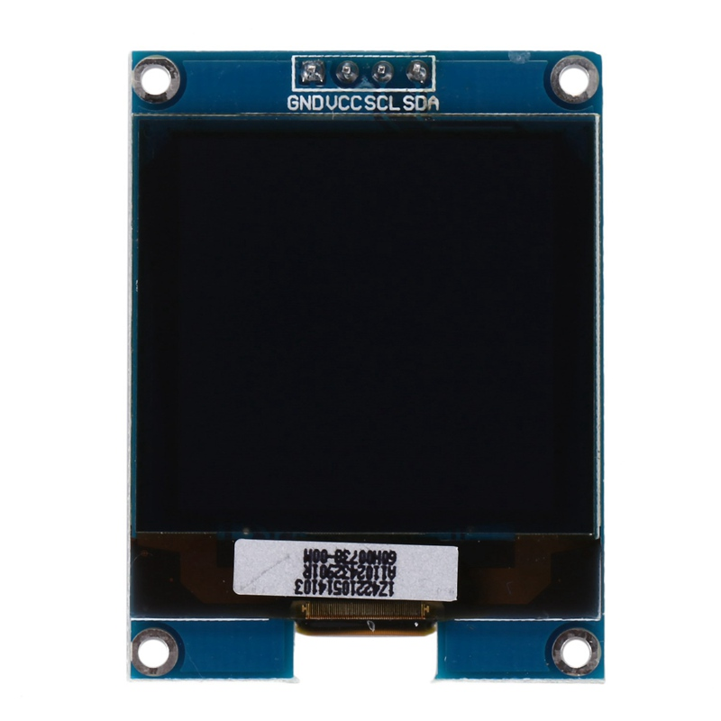 Details about 1 5 inch OLED Display Module 128x128 16 gray scale SPI/I2C  Interface SSD1327 J6