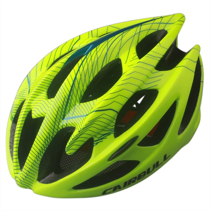3X(CAIRBULL Haute Résistance Pc + Eps Casque De Vélo Super Léger Respirant 8T